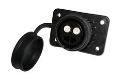 2 Kontak 24 V Panel Tip Dişi Konnektör (VG 96917)