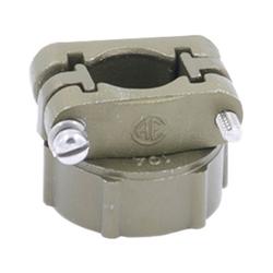 8.90 - 18.50 mm Kasa için 180° (Düz) Kablo Tutucu