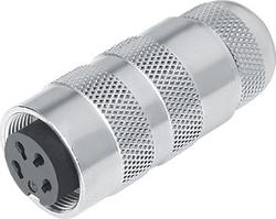 Franz Binder - Dişi Kablo Tip 8 Kontaklı Konnektör