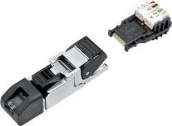 Franz Binder - Erkek Kablo Tip 8 Kontaklı Konnektör