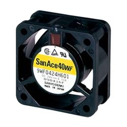 Sanyo Denki - San Ace Takometreli Yağ Korumalı 24 V DC Fan